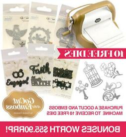 Couture Creations GOCUT & EMBOSS Die Cutting & Embossing Mac