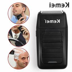 Hair Cutting Machine Clipper Trimmer Kit Twin Blade Grooming