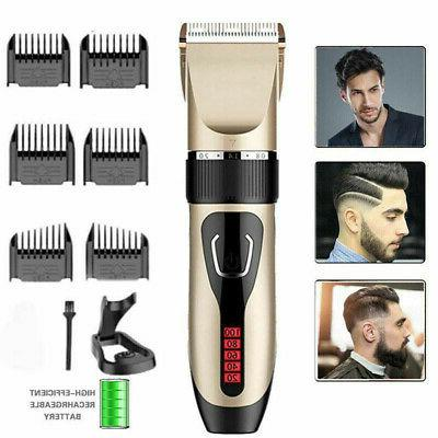 cordless mens hair clippers trimmers cutter cutting