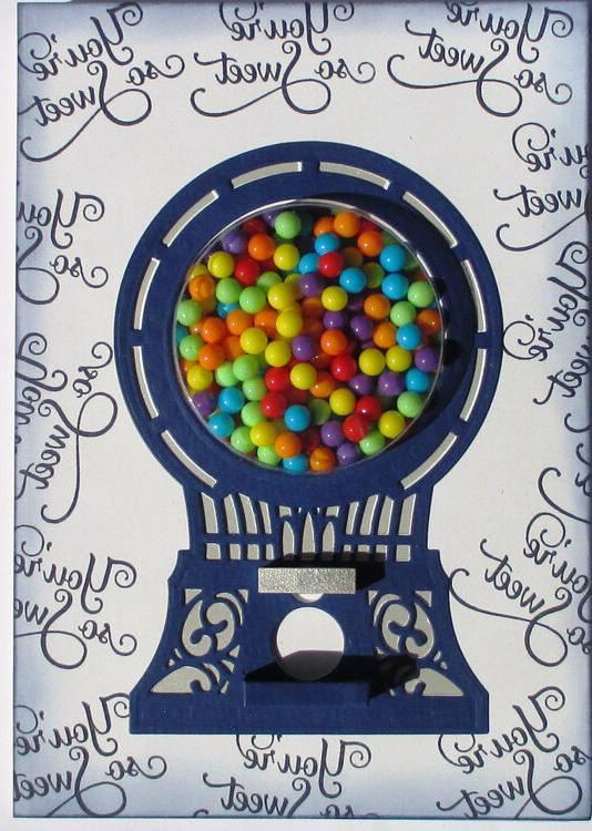 dies kinetics collection choose working candy machine