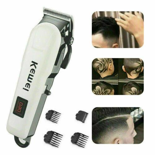 rechargeable electric hair clippers men kid body