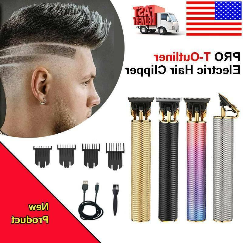 ultra quiet professional hair clippers trimmers kit