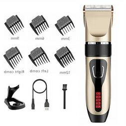 US Electric Hair Clippers Men's Trimmers Cutting Machine Cor
